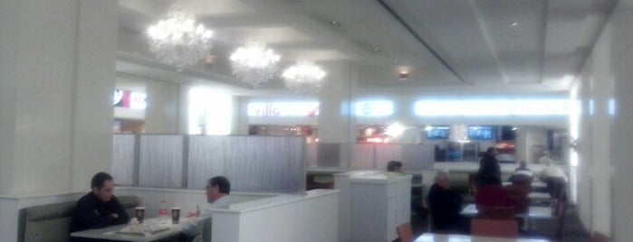 The Cafeteria is one of WATER CLUB & BORGATA.
