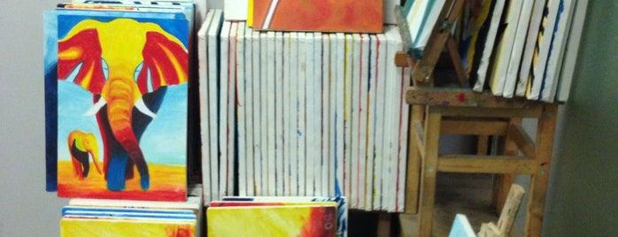 Studio Masterpiece is one of aylakfare.