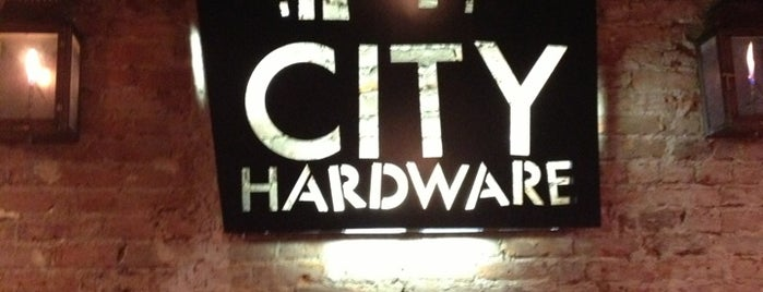 City Hardware is one of Yummies!!!.