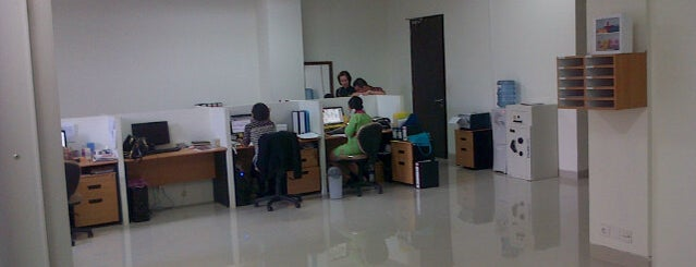 Atria Hotel & Conference Sales Office is one of Opis Magelang.