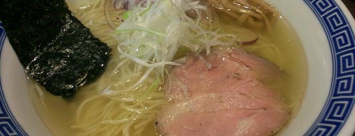 麺処 才谷屋 SAITANIYA is one of 東京オキニラーメン.