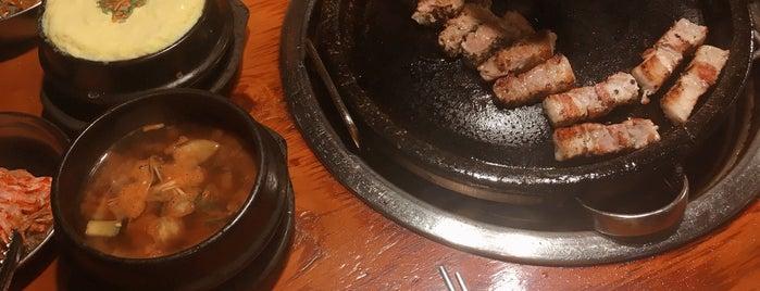 추풍령 칼삼겹살 is one of BBQ.