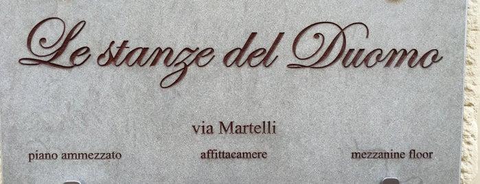 B&B Le Stanze del Duomo is one of Posti da provare.