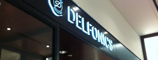 Delfonics 丸の内 is one of marunouchi.