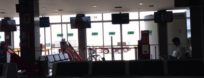 Gate 4 is one of Aeroporto Internacional de Campo Grande (CGR).