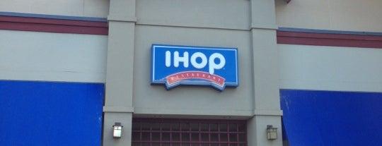 IHOP is one of Hawaii 2013.