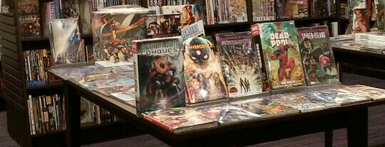 Comic Odyssey @ Fullybooked Greennhills Promenade is one of Guide to San Juan.
