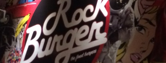 Rock Burger is one of Comer.