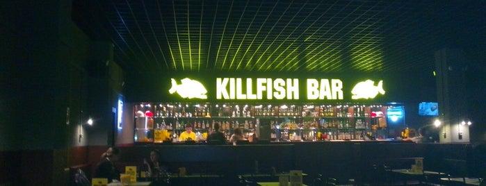 Killfish is one of Бары рестораны ночная жизнь.
