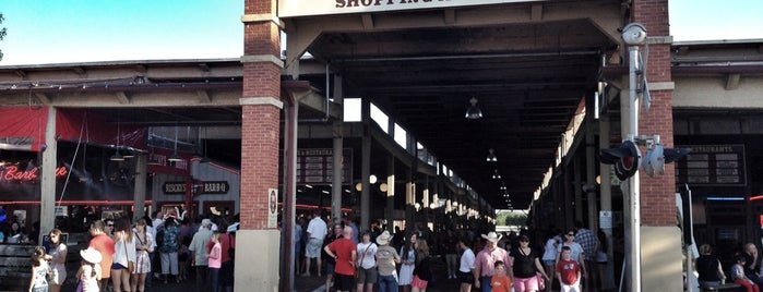 Stockyards Station is one of Willow Park, Texas Spots.
