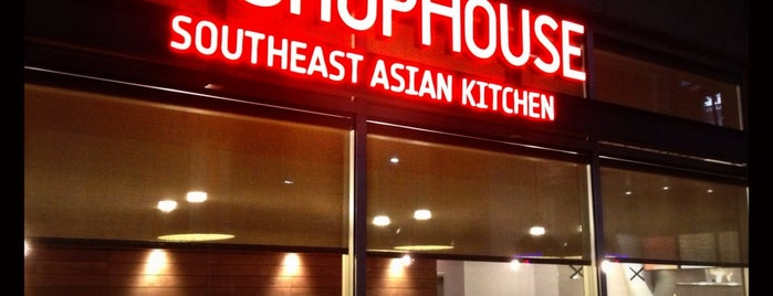 ShopHouse Southeast Asian Kitchen is one of Food To-Do List.