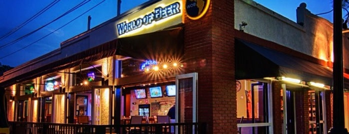 World of Beer is one of Favorite Bars.