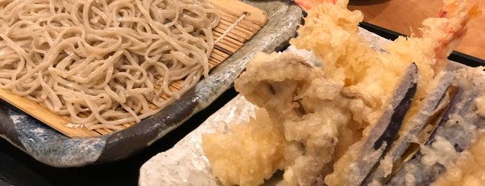 国分寺そば is one of 海老名・綾瀬・座間・厚木.
