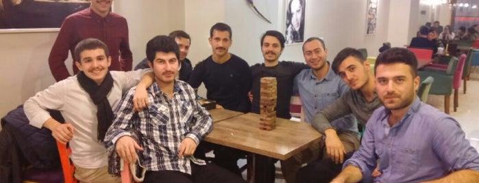 Çekirdek Cafe is one of Konya'da Café ve Yemek Keyfi.