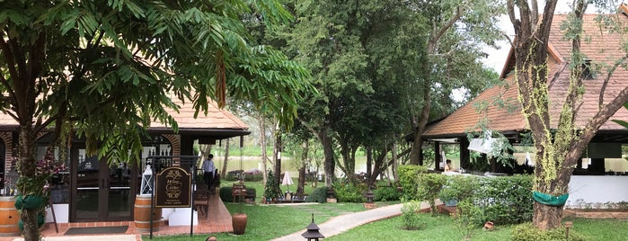 The Legend Chiang Rai Resort is one of Hotel.