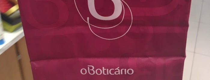 O Boticário is one of Shopping Metrô Santa Cruz.