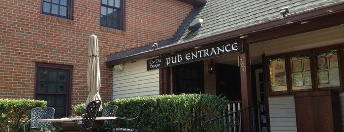 Old Brogue Irish Pub is one of Best of NoVA 2012: Entertainment.