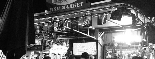 Bite Me Fish Market Bar & Grill is one of food.