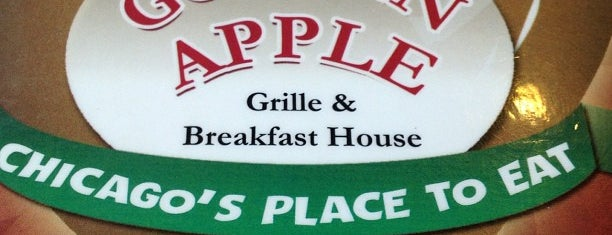 Golden Apple Grill & Breakfast House is one of Restaurants That (Almost) Never Close.