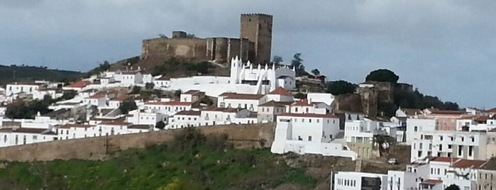 Mértola is one of Cities in Portugal and Galicia.