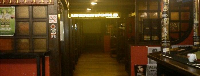 Underworld Pub is one of Itt már italoztam....