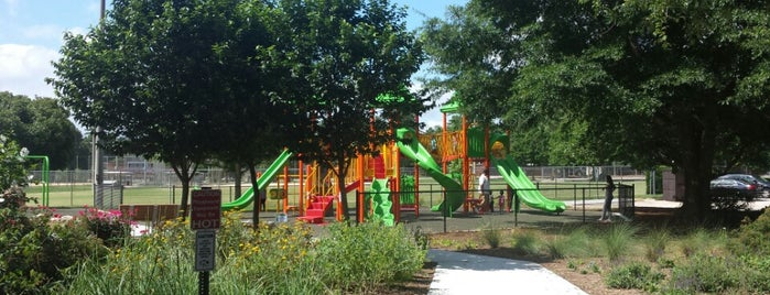 Millbrook Exchange Park is one of Entertainment.