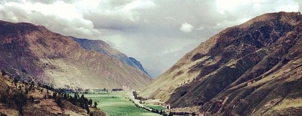 Valle Sagrado de los Incas is one of Plan Semana en Cusco.