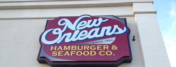 New Orleans Hamburger & Seafood Co. is one of NOLA.