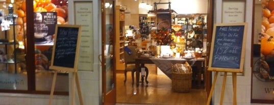 Williams-Sonoma is one of Favorite place's.
