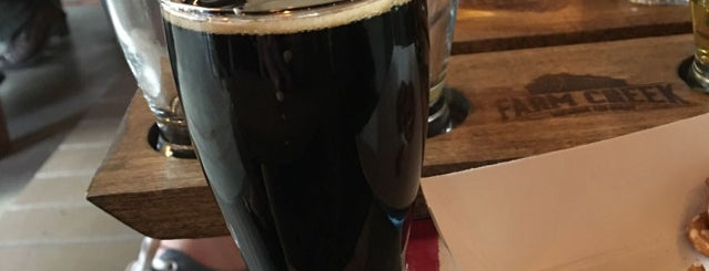 Farm Creek Brewing Company is one of SF Bay Area Brewpubs/Taprooms.