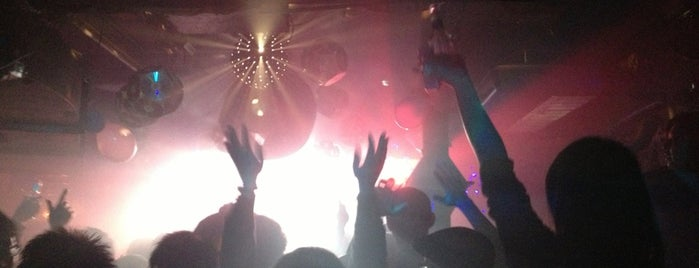 CLUB METRO is one of Kyoto.