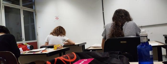 Prédio da Filosofia e Ciências Sociais (FFLCH-USP) is one of SP - lugares.