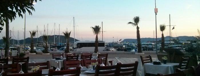 Zeytin Restaurant is one of Gezmece ve Yemece.