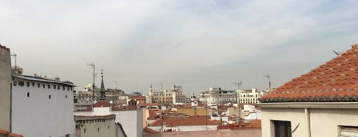 Barrio de Universidad is one of Tania.