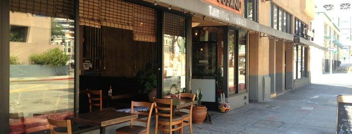 El Gusano is one of Oakland / San Francisco.