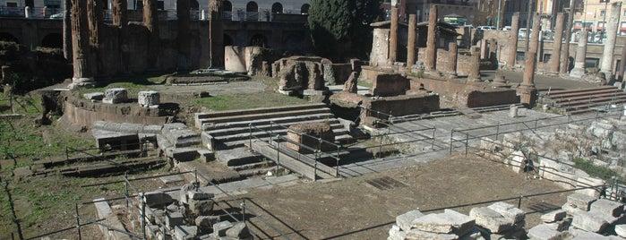 Area Sacra is one of 101 cose da fare a Roma almeno 1 volta nella vita.