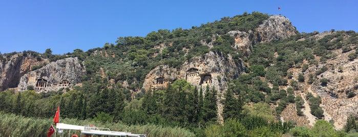Kaunos Çay Bahçesi is one of Muğlaa <3.
