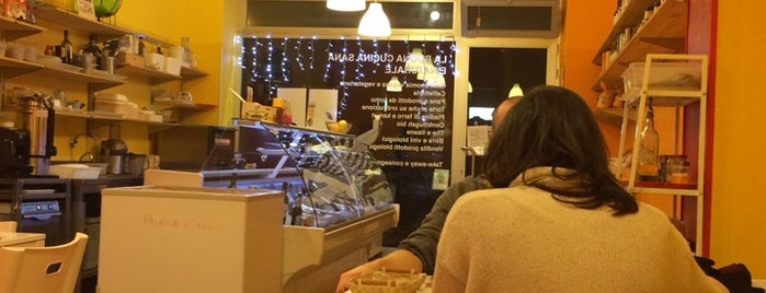 Mens@sana is one of Mangiare vegan a Milano.