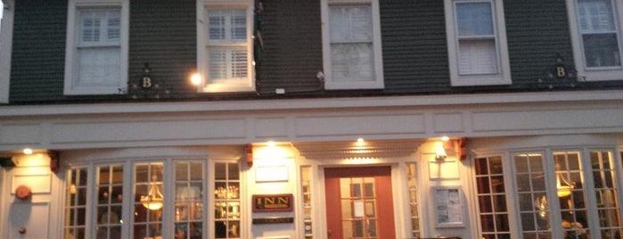 Bouchard Restaurant & Inn is one of CIA Alumni Restaurant Tour.