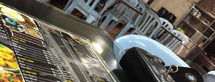 Restoran Mak Uda Seksyen 13, Shah Alam is one of jalan2 cari makan seksyen 13 shah alam.