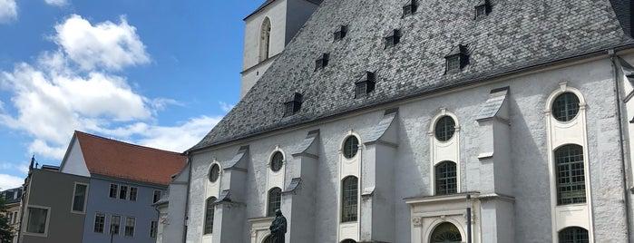 Stadtkirche Peter und Paul is one of Weimar.