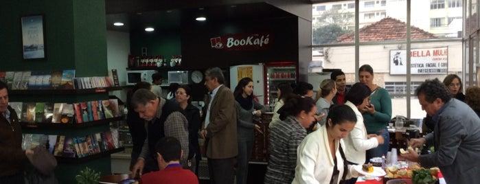 BooKafé is one of O que tem para fazer em Rio Preto. :).