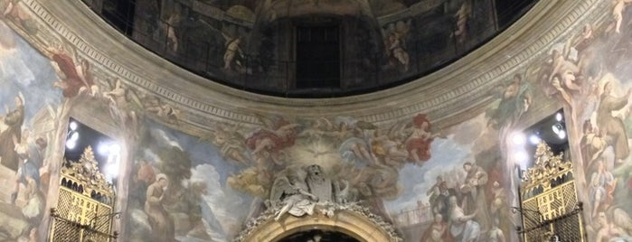 Iglesia de San Antonio de los Alemanes is one of Conoce Madrid.