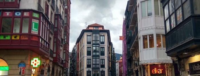 Casco Viejo is one of Guide to Bilbao's best spots.