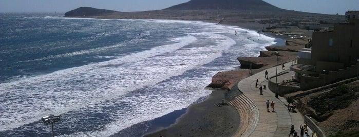 Playa de El Médano is one of Islas Canarias: Tenerife.