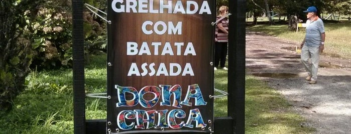 Dona Chica is one of Restaurantes em Campos do Jordão.