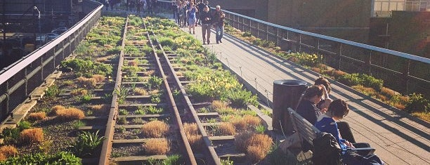 High Line is one of Planning for my trip to NYC.