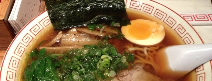 Rai Rai Ken is one of Roamin for Ramen.