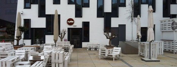 nykke is one of Exotische & Interessante Restaurants In Wien.