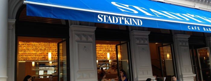 Stadtkind is one of Vienna.